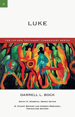 Image for Luke (IVP New Testament Commentary)