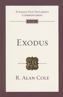 Image for TOTC Exodus (Tyndale Old Testament Commentaries)