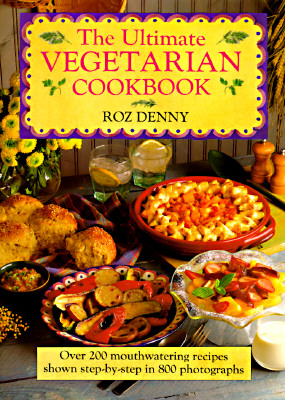 Image for The Ultimate Vegetarian Cookbook