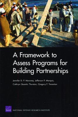 Image for A Framework to Assess Programs for Building Partnerships