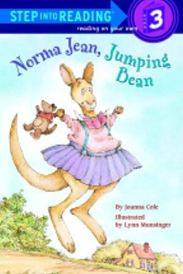 Norma Jean, Jumping Bean (Turtleback School & Library Binding Edition) (Step Into Reading: A Step 2 Book), Cole, Joanna