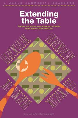 Image for Extending the Table: A World Community Cookbook