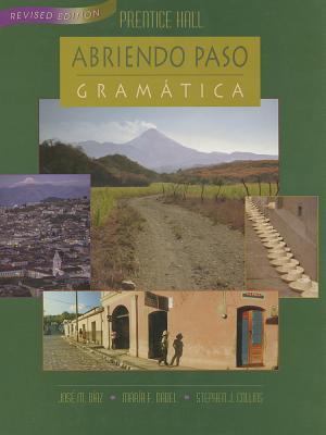 Image for ABRIENDO PASO GRAMATICA HARDCOVER REVISED EDITION 2000C