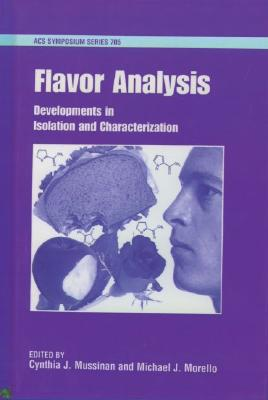 Image for Flavor Analysis: Developments in Isolation and Characterization (ACS Symposium Series (No. 705))