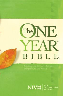 Image for The One Year Bible NIV