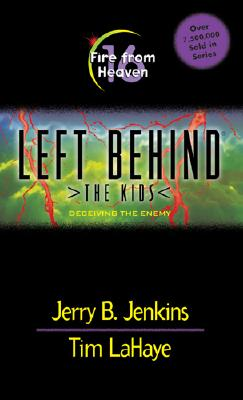 Image for Fire from Heaven (Left Behind. the Kids)