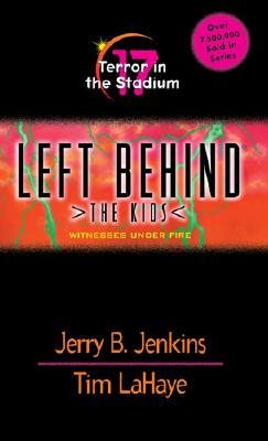 Image for Terror in the Stadium (Left Behind. the Kids)