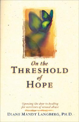 Image for On the Threshold of Hope (Aacc Counseling Library)