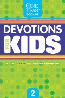 Image for The One Year Book of Devotions for Kids 2