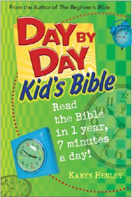 Image for Day by Day Kid's Bible (Tyndale Kids)