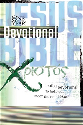 Image for The One Year Jesus Bible Devotional (One Year Book)