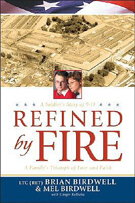 Image for Refined by Fire : A Familys Triumph of Love and Faith