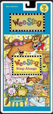 Wee Sing Sing-Alongs, Beall, Pamela Conn; Nipp, Susan Hagen