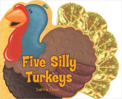 Image for Five Silly Turkeys