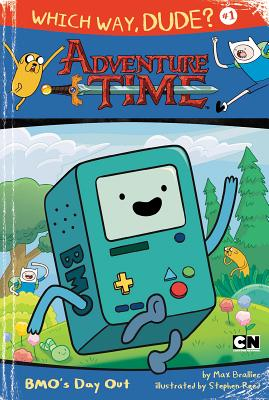 Image for Which Way, Dude?: BMO's Day Out #1 (Adventure Time)