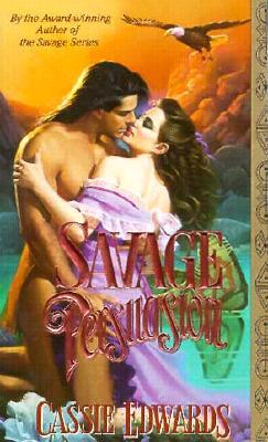Savage Persuasion (Savage (Leisure Paperback)), CASSIE EDWARDS