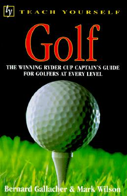 Image for TEACH YOURSELF GOLF