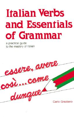 Image for Italian Verbs And Essentials of Grammar