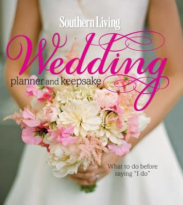 Image for Southern Living Wedding Planner and Keepsake