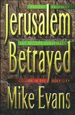 Image for Jerusalem Betrayed