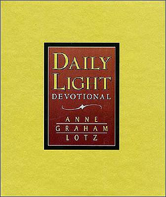 Image for Daily Light Devotional (Burgundy Leather)