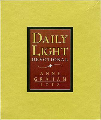 Daily Light Devotional (Tan Leather), Lotz, Anne Graham