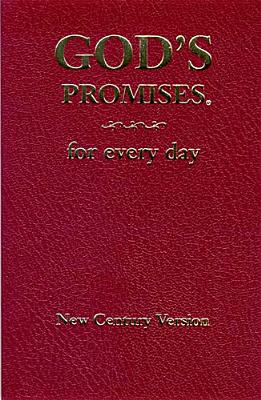 God's Promises for Every Day, Jack Countryman,A. Gill