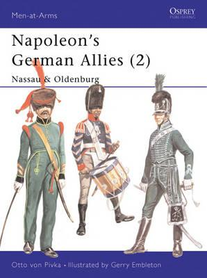 Image for Napoleon's German Allies (2): Nassau & Oldenburg