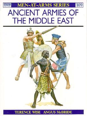 Image for Ancient Armies of the Middle East (Men-at-Arms)