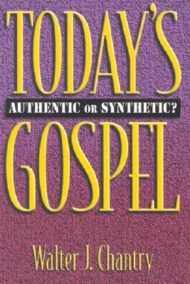 Image for Today's Gospel: Authentic or Synthetic?