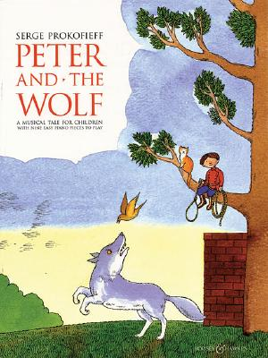 Peter and the Wolf: Easy Piano