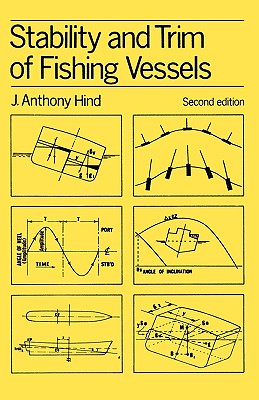 Stability and Trim of Fishing Vessels and Other Small Ships, Hind, J. A.
