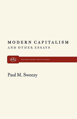 Image for Modern Capitalism (Modern Reader)