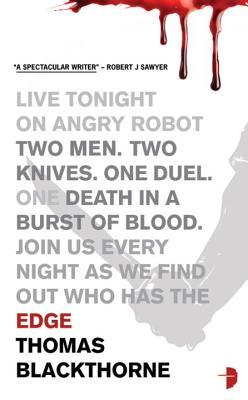 Edge (Angry Robot), Thomas Blackthorne