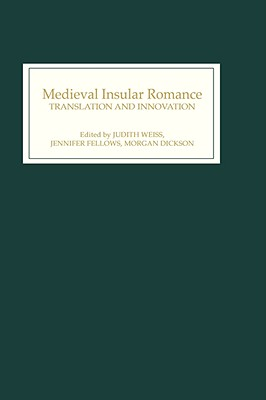 Image for Medieval Insular Romance: Translation and Innovation