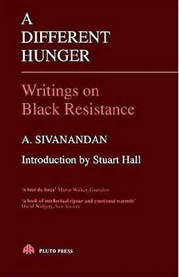 Image for A Different Hunger: Writings on Black Resistance