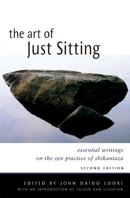 Image for ART OF JUST SITTING