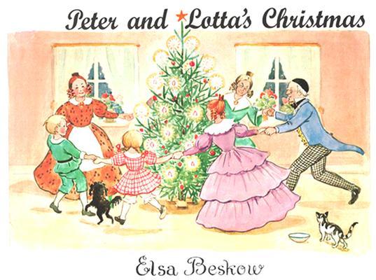 Peter and Lotta's Christmas, Beskow, Elsa
