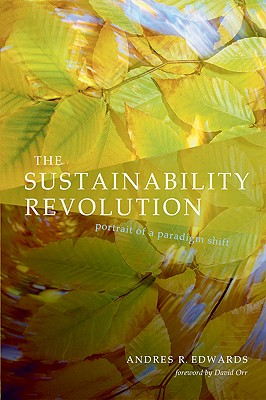 Image for Sustainability Revolution : Portrait Of A Paradigm Shift