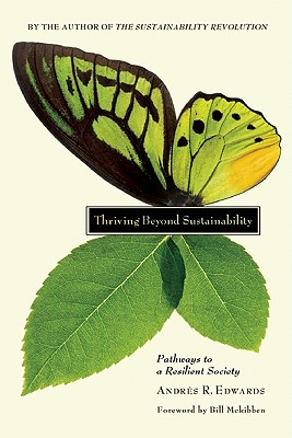 Image for Thriving Beyond Sustainability: Pathways to a Resilient Society