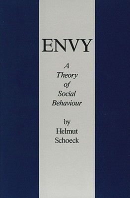 Image for ENVY A THEORY OF SOCIAL BEHAVIOR