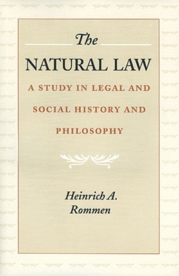 Image for Natural Law : A Study in Legal and Social History and Philosophy