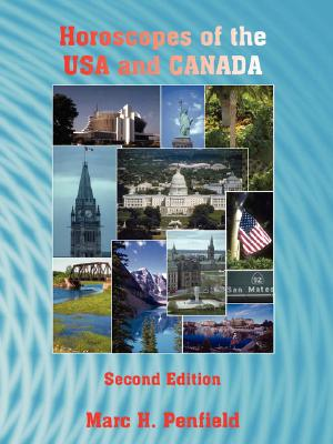 Horoscopes of the USA and Canada, Penfield, Marc H.