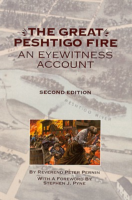 Image for The Great Peshtigo Fire: An Eyewitness Account (Wisconsin)
