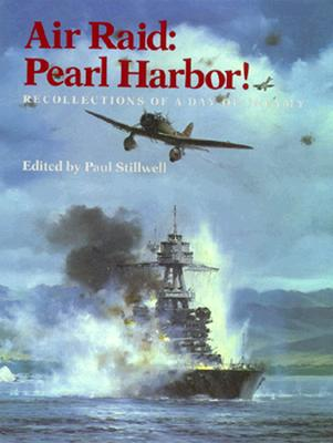 Image for Air Raid, Pearl Harbor!: Recollections of a Day of Infamy