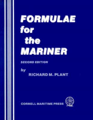 Formulae for the Mariner, Richard Plant