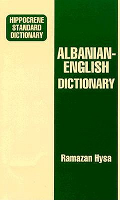Image for Albanian-English Dictionary