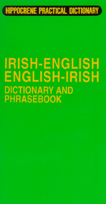 Image for Irish-English English-Irish Dictionary & Phrasebook (Language Dictionaries Series)