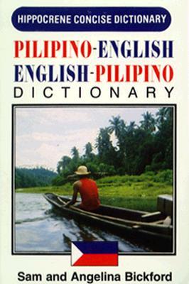 Image for PILIPINO-ENGLISH ENGLISH PILIPINO DICTIONARY