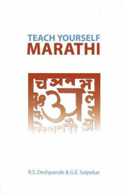 Teach Yourself Marathi, Dishpande, R S; Salpekar, G E